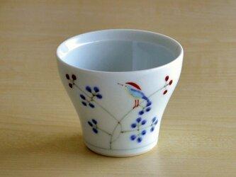 錦鳥と木の実 新煎茶の画像