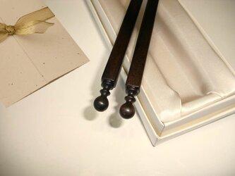 デザイン箸/【洋箸】22cm(ギフト箱入り)の画像