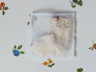 ギフト*新生児ソックス#01の画像
