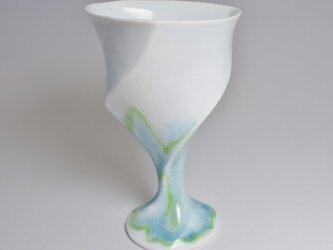 ラセンワインカップA・水色の画像
