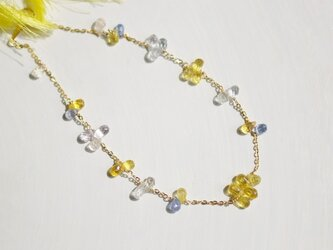 K18 Yellowsapphire*Braceletの画像