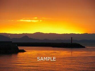 海と太陽1の画像