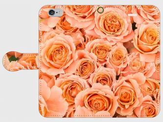 薔薇 ピンクBの画像