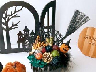 """Halloween """"pumpkin black arrange""""の画像"""