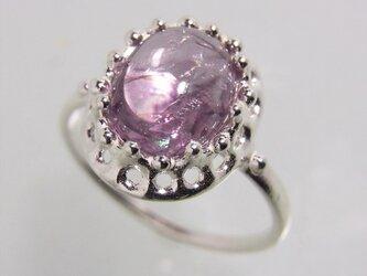 スピネル Purple Spinel Ringの画像