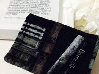 オトナのティッシュケース リアル本棚 インテリアの画像