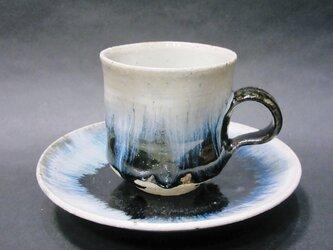 朝鮮唐津コーヒーカップの画像
