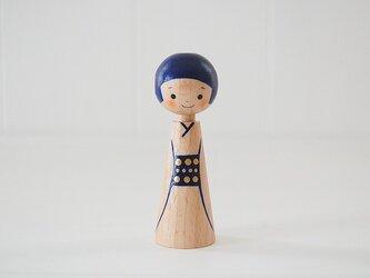 [conocokeshi]指人形・hand puppet[5]着物の画像