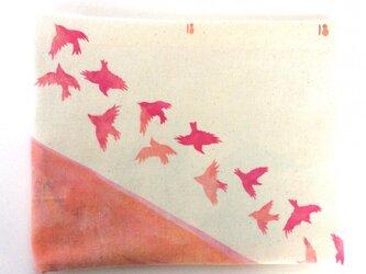 「羽ばたく」スケジュール手帳の画像