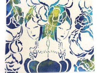 2018「椿姫」スケジュール手帳の画像