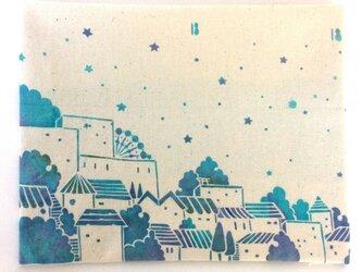 「星の降る街」スケジュール手帳の画像
