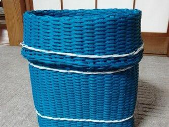 ダストボックス(ブルー)の画像