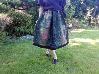 エレガントスカート 一点品再出品登録ご遠慮願います。の画像