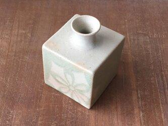 蕎麦徳利(釉彩雪紋)の画像