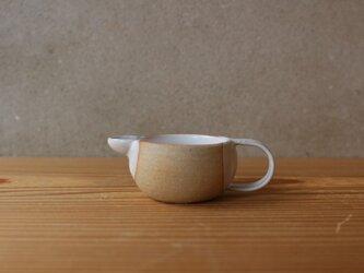 ミルクピッチャー  中(地シリーズ)茶の画像