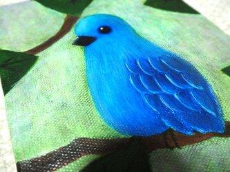 「青」原画 F0の画像