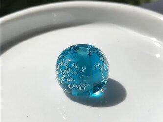 泡玉 青緑の画像