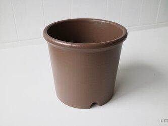 テラコッタ 鉢 -アンバー 8号-の画像