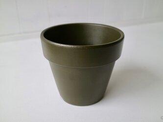 テラコッタ 鉢 -オリーブ 6号-の画像