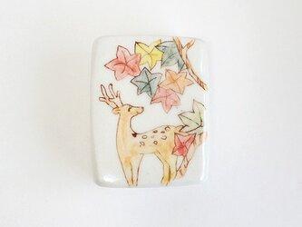 鹿の小箱の画像