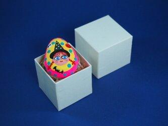 ハロウィン 魔女っ子 の 不思議な小石 No.2の画像