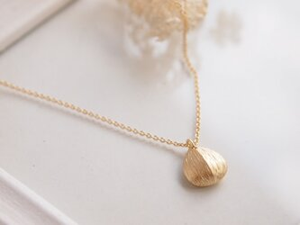 Necklace chestnutの画像