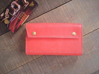 ちょっと大きい長財布 【受注製作】の画像