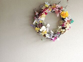 wreath-colorfulの画像