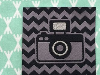 ドイツファーベミクス 織り布タグ-カメラの画像