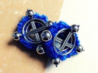 Star of Bethlehem Earringsの画像