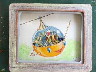 レッツゴー!ドリームバルーン号の画像