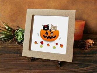 猫 *ハロウィン♪*の画像