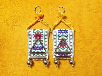 Quetzalcoatl Earringsの画像