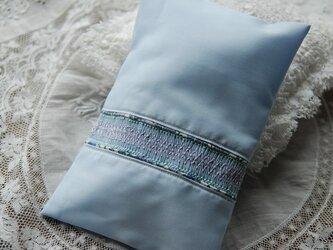 スモッキング刺繍サシェ (S-4)の画像