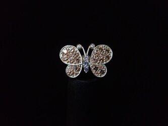 K10YG Papillon Earring - 蝶々 -の画像