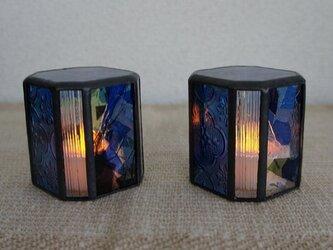 防人の灯り(青・2個セット)の画像