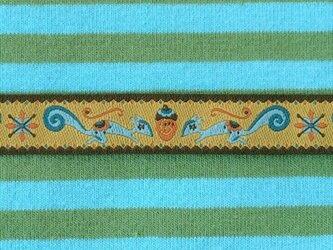 ドイツファーベミクス 刺繍リボン 1m-りすとドングリの画像