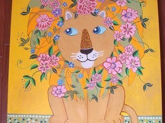 ライオンの夢の画像