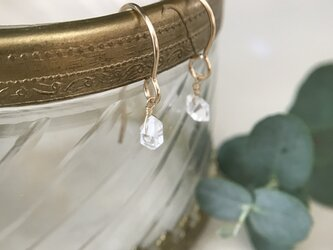 Herkimer Diamond Pierce-Bの画像
