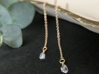 Herkimer Diamond Pierce-Aの画像