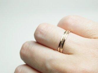 【在庫限り】K10 Smith Ring / Threeの画像