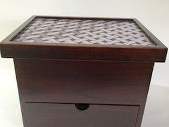 上品な小箱(受注生産になります。)の画像