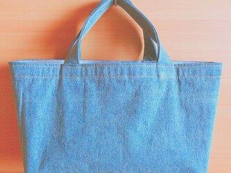 シンプル☆トートバッグの画像