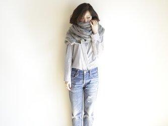 shawl/ショール muffler/マフラーの画像