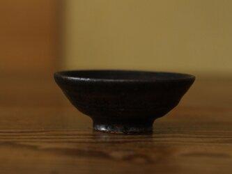 黒錆 平盃の画像