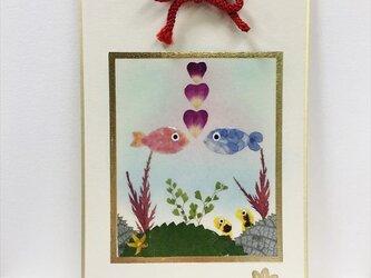 お魚さんと海の仲間たちシリーズ(壁掛け)の画像