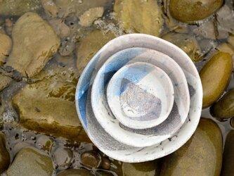 マトリューシュカ鉢 W174 × H63mmの画像