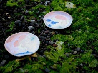 梅小皿 little plate  W114mm の画像
