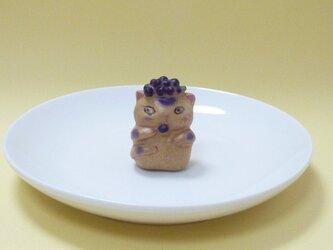 ぶどうのっけ(紫のぶどう)の画像
