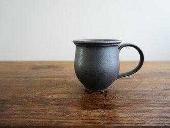 クラシカルマグカップ(黒マット)の画像